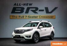 Xe Honda BRV và những ưu điểm vượt trội có thể bạn chưa biết