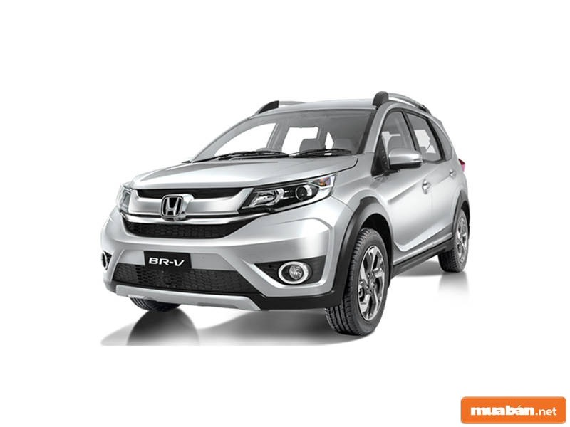 Ngoại thất của xe Honda BRV vô cùng bề thế, mạnh mẽ, đậm chất thể thao