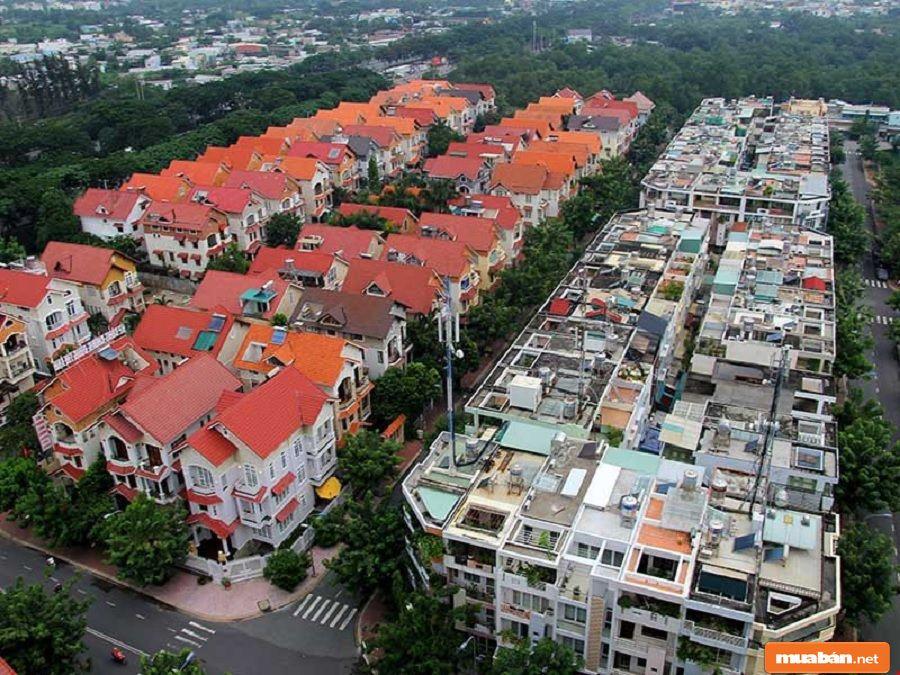Bình Chánh là một khu vực đông dân cư nên nhu cầu nhà ở tại đây cũng khá cao.