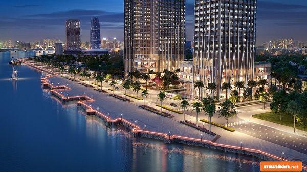 Risemount Apartment Đà Nẵng, Tối Giản Và Hiện Đại.