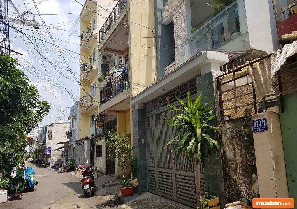 Thuê nhà nguyên căn Nha Trang