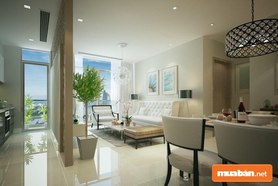 Dự án Vinhomes Golden River được quy hoạch với 4 phân khu căn hộ cao cấp và biệt thự cao cấp