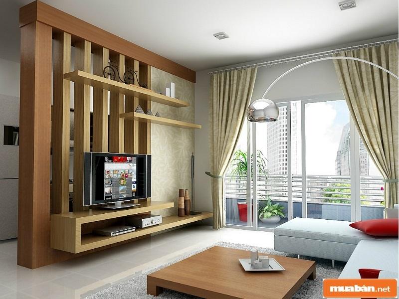 Các căn phòng tại dự án căn hộ này đều được thiết kế thoáng đãng, khoa học, đáp ứng nhu cầu sống tối ưu cho cư dân