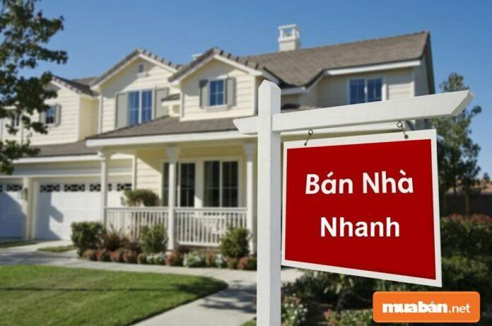 Muốn bán nhà nhanh thì làm thế nào?