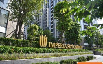 Imperia Sky Garden - Điểm đến lý tưởng của cư dân hiện đại