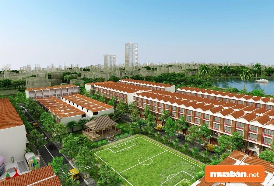 Dự án cung cấp ra thị trường bất động sản Long An đa dạng các sản phẩm. Bao gồm: Nhà phố, căn hộ, biệt thự đơn lập, biệt thự song lập,…