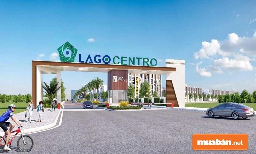 Lago Centro Long An bao gồm tới 9 loại diện tích chính với tổng số 715 nền đất.