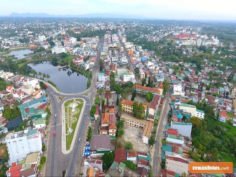 Bảo Lộc là vùng đất tuyệt vời với nhiều tiềm năng