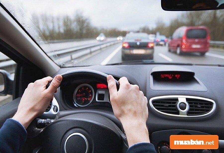Việc nắm rõ đường đi là một trong những điều kiện tiên quyết đối với tất cả những tài xế.