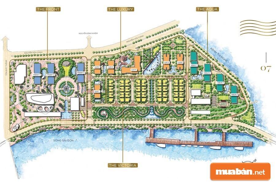 Chủ đầu tư Vinhomes Golden River là Tập đoàn Vingroup. - đơn vị lớn trong ngành bất động sản tại Việt Nam.