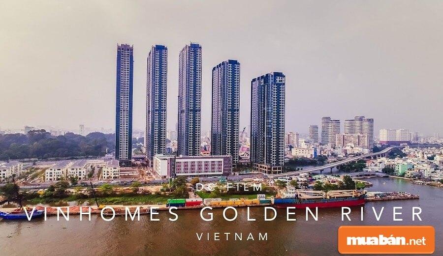 Căn hộ Vinhomes Golden River: Giá bán và cho thuê mới nhất