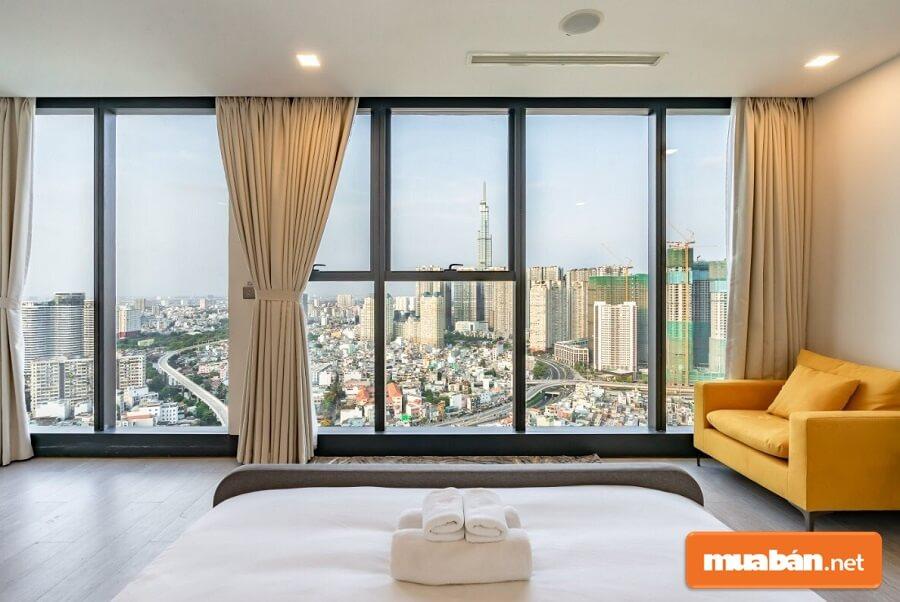Với giá bán và cho thuê cực kỳ tốt, căn hộ Vinhomes Golden River mang tiềm năng sinh lời cực kỳ lớn.