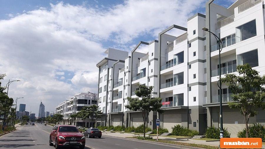 Căn cứ vào vị trí, diện tích, tình trạng thực tế của căn hộ… để xác định giá cho thuê.