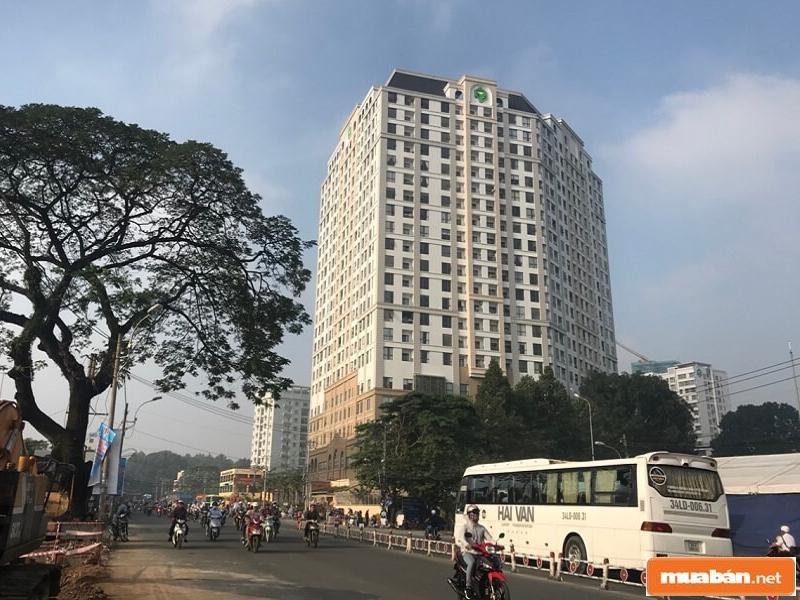 Hạ tầng tại Phú Nhuận được đầu tư bài bản, đúng tầm, tạo sự thuận lợi đáng kể cho sinh hoạt, đi lại của cư dân nơi đây