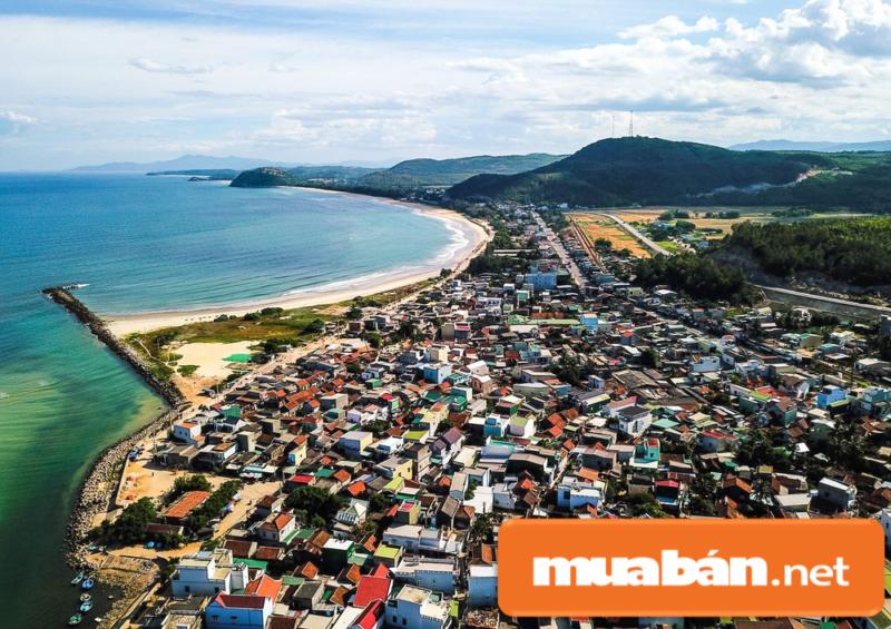 đất nền ven biển Quảng Ngãi