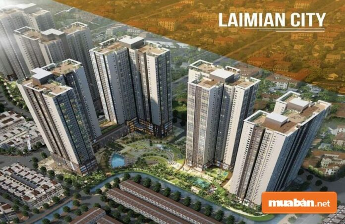 Laimian City và đánh giá từ chuyên gia bất động sản
