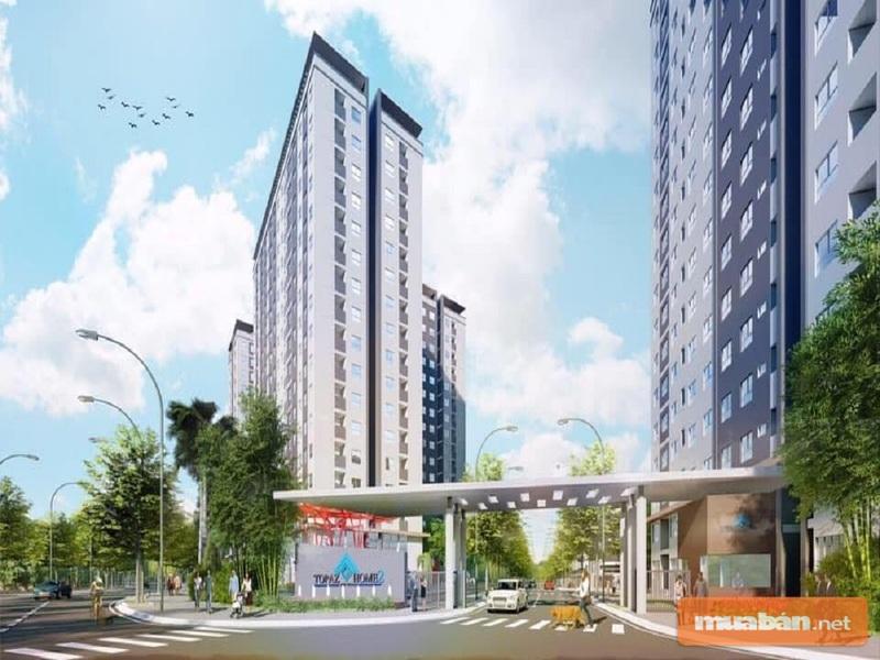 Topaz home là dự án tiềm năng cho bạn khi mua chung cư trả góp TPHCM