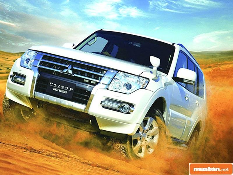 Sở hữu nhiều ưu điểm nổi bật, nhu cầu mua bán xe Pajero cũ đang có xu hướng tăng mạnh trong thời gian gần đây