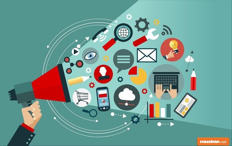 Muaban.net là một trong những kênh rao vặt với nhiều hình thức đăng tin khác nhau.