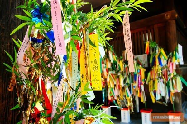 Thất tịch là một ngày lễ quan trọng tại Đông Á