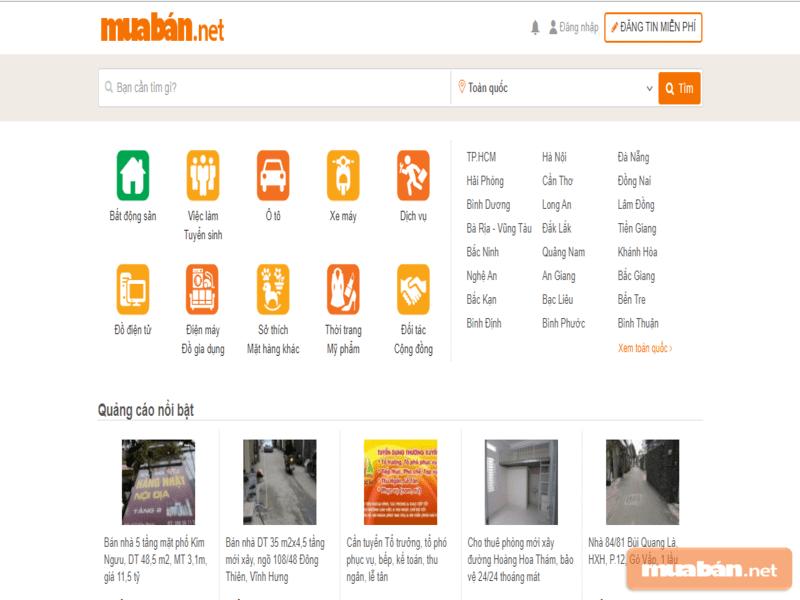 Muaban.net sẽ giúp bạn tìm việc hiệu quả hơn