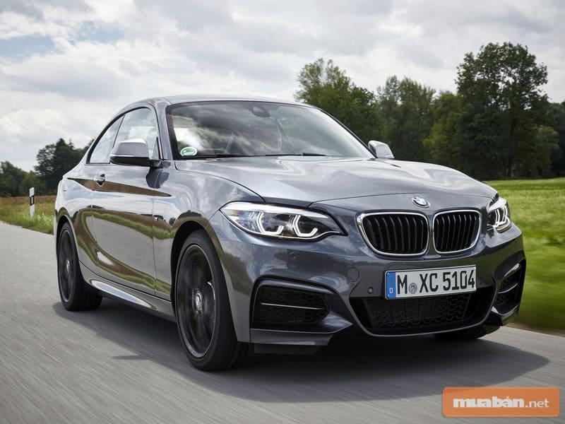 Mẫu thể thao của BMW cũng là lựa chọn hấp dẫn