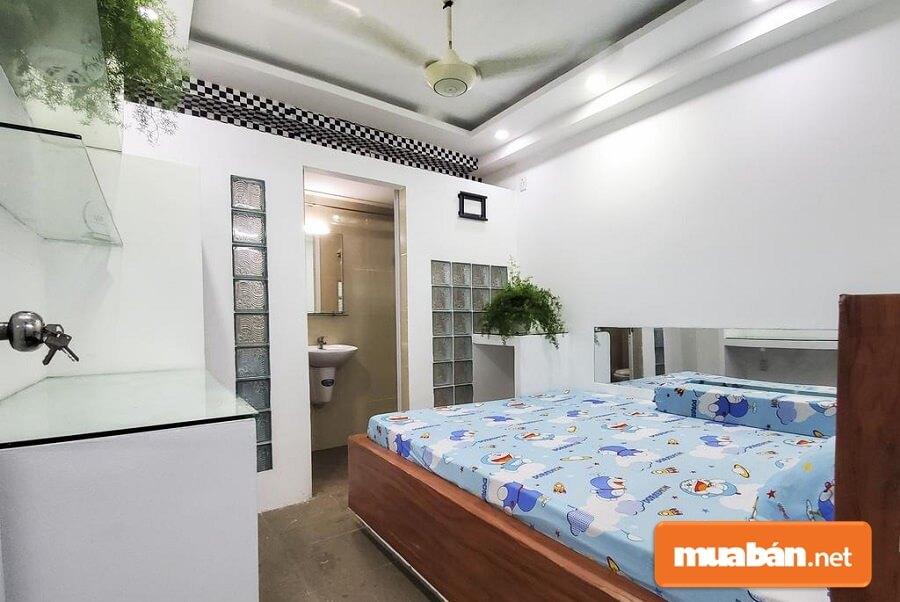Mua nhà cấp 4 nhà nát về tân trang lại cũng là cách để bạn sở hữu một căn hộ tại Gò Vấp với chi phí thấp.