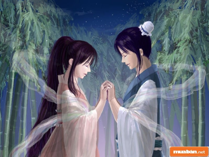 Tại nơi khởi đầu của câu chuyện tình yêu đẹp nhưng buồn này, ngày lễ diễn ra mang tính chất long trọng hơn
