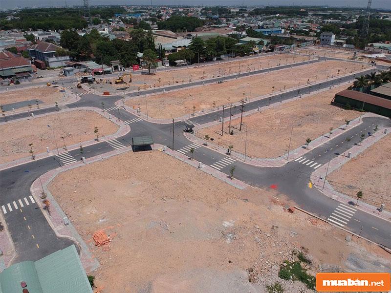 dự án đất nền 11