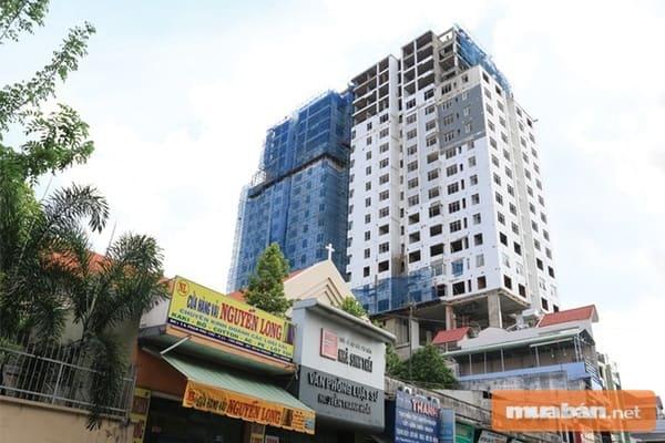 Chung cư Bảy Hiền là một trong những dự án đáng chú ý ở khu vực Tân Bình