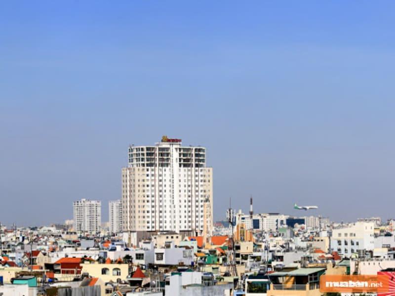 Thời gian đầu, dự án chung cư Bảy Hiền phải đối diện với nhiều lùm xùm