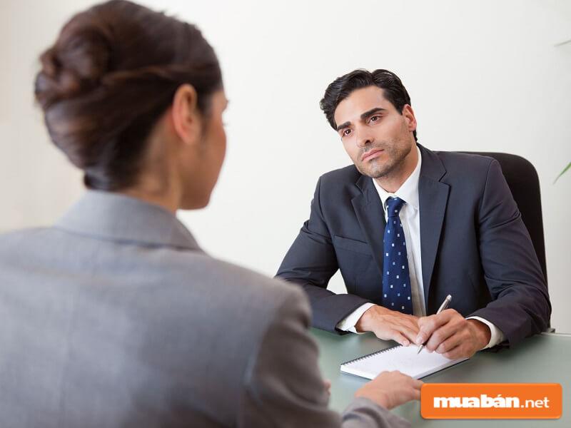 Cách trả lời phỏng vấn