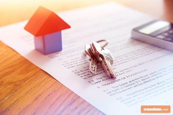 Thành lập một bản hợp đồng mua bán nhà đất chính xác chưa bao giờ là việc đơn giản