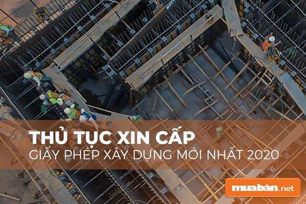 thủ tục xin giấy phép xây dựng