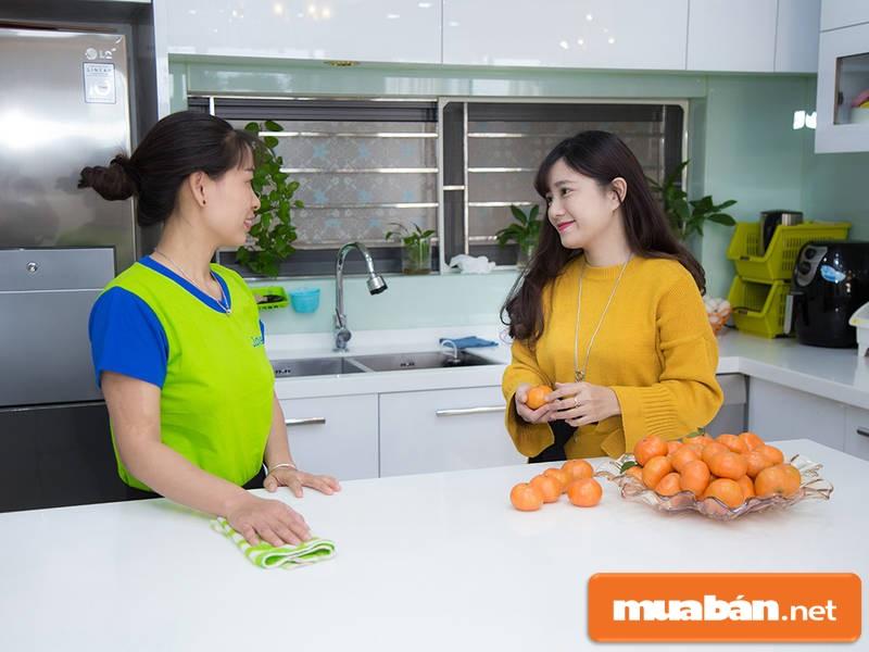 Tìm việc làm giúp việc nhà cho người nước ngoài – Xu hướng việc làm được ưa chuộng hiện nay