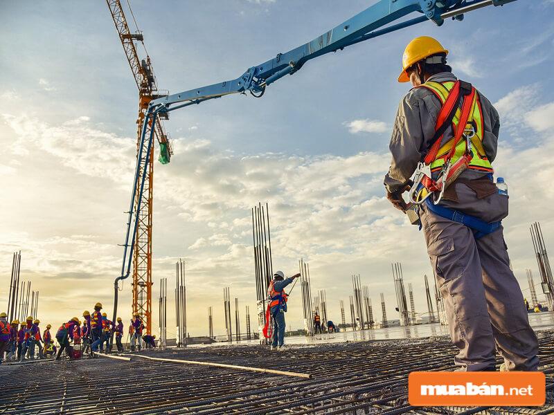 Việc làm xây dựng Đà Nẵng