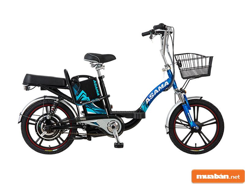 xe đạp điện giá rẻ 010