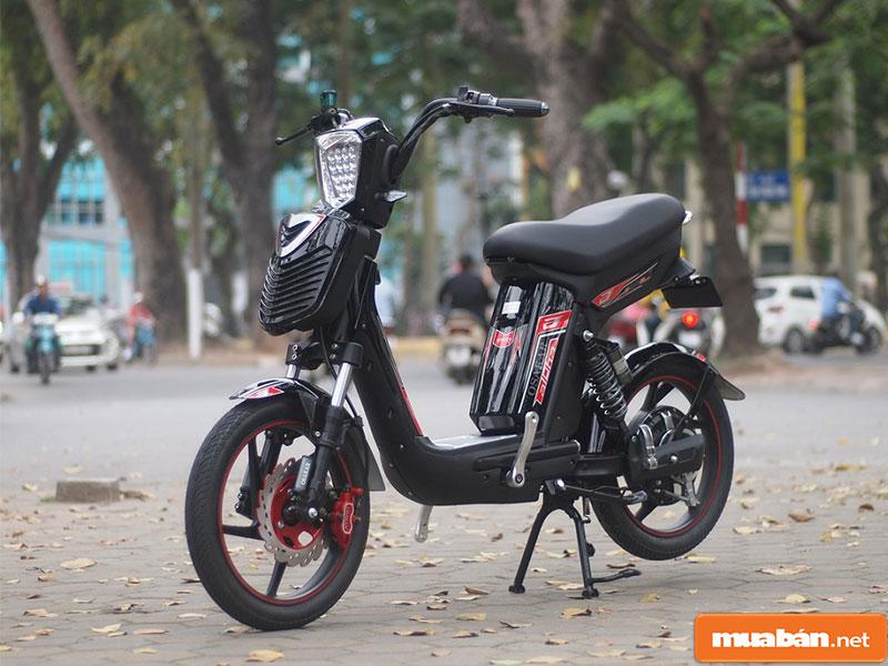 xe đạp điện giá rẻ 011