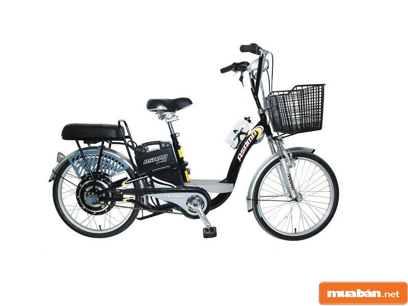 xe đạp điện giá rẻ 02