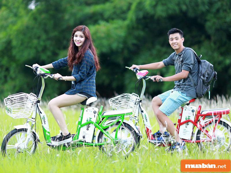xe đạp điện giá rẻ 03