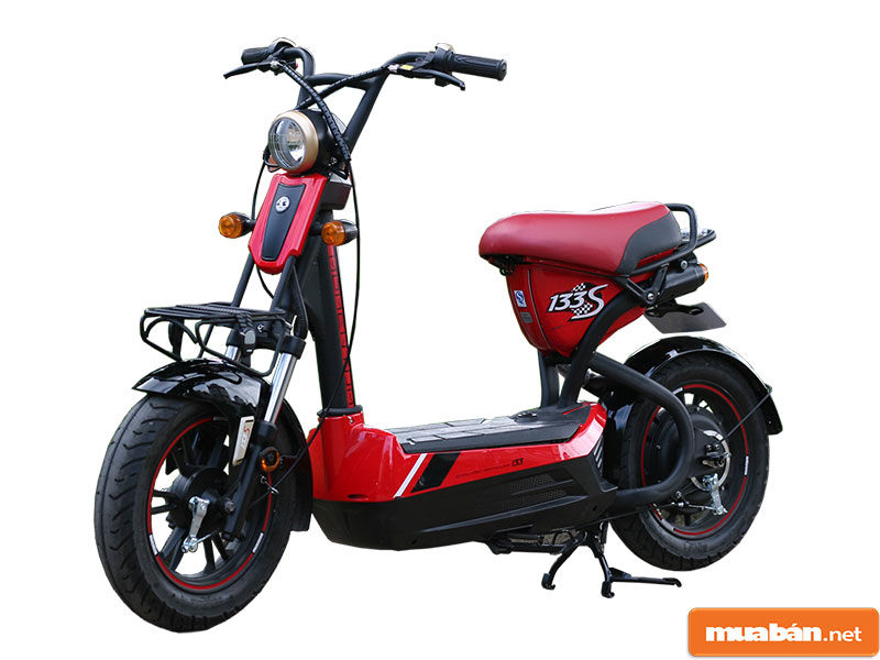 xe đạp điện giá rẻ 06
