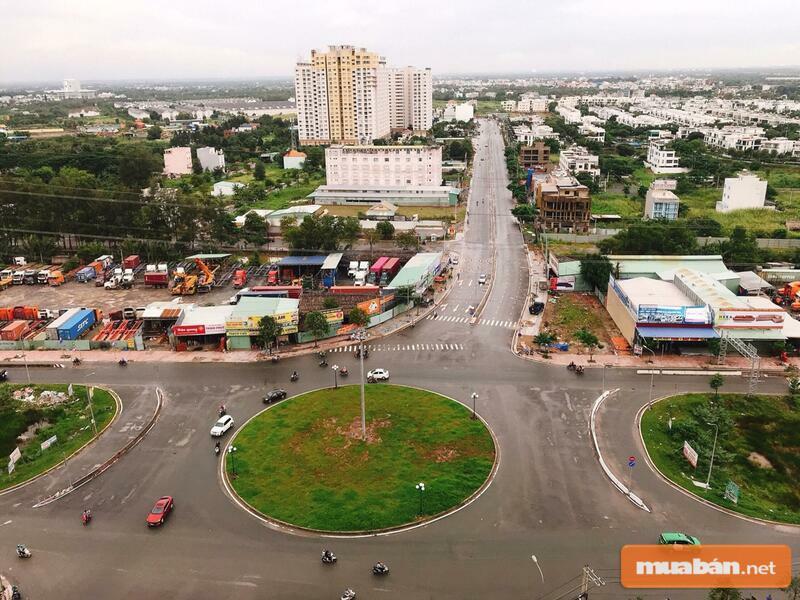 Hạ tầng giao thông quanh dự án được đánh giá rất cao