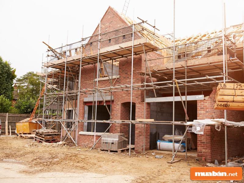 Việc xây dựng nhà ở theo quy trình có ý nghĩa đặc biệt quan trọng