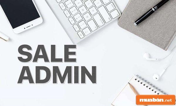Tuyển dụng sale admin