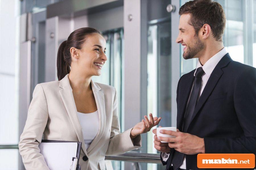 Các nhà tuyển dụng luôn yêu cầu ứng viên phải có kỹ năng giao tiếp.