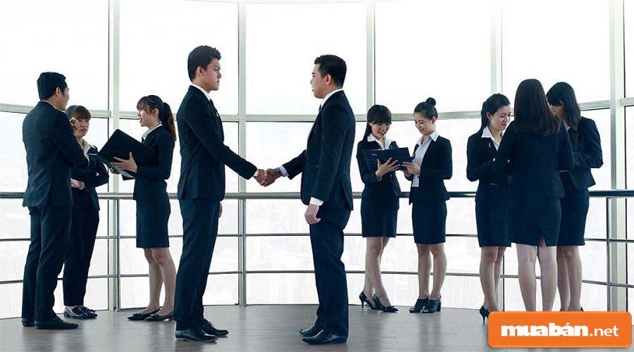 Sale admin có nhiều cơ hội phát triển nghề nghiệp nếu bạn có năng lực.
