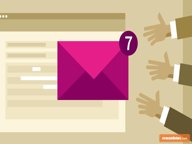 Đôi khi, đơn có thể được gửi bằng Email