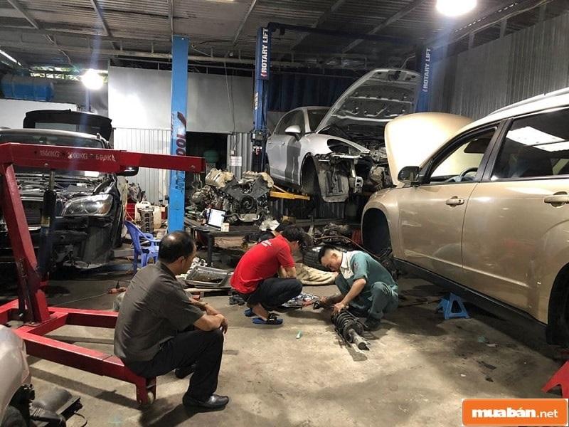 Có nhiều cách thức để bạn có thể linh hoạt khi học nghề sửa chữa ô tô