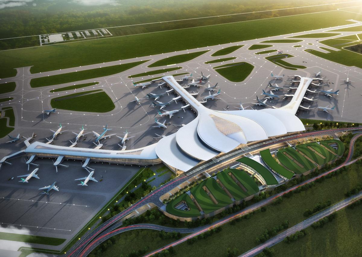 Sân Bay Long Thành 2025