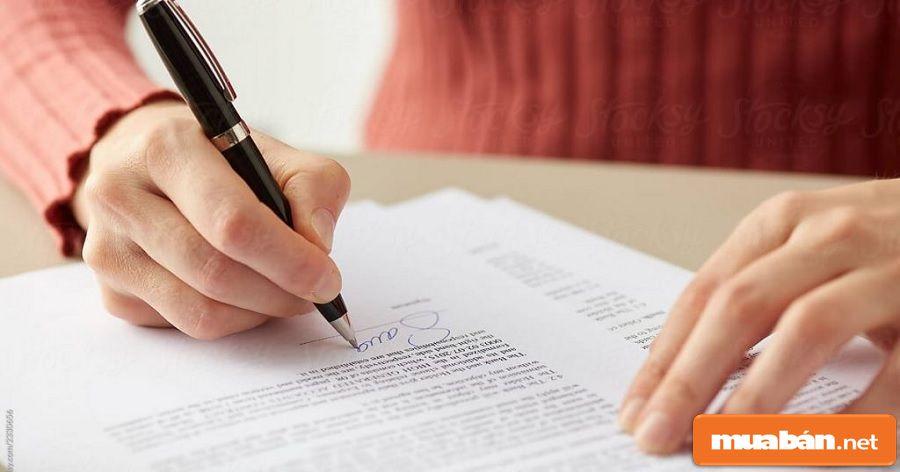 Các thủ tục giấy tờ này được quy định ở Điều 16 Nghị Định 28/2015/NĐ-CP.